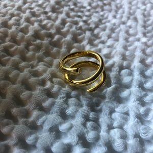 Gorjana Gold Plated Ring